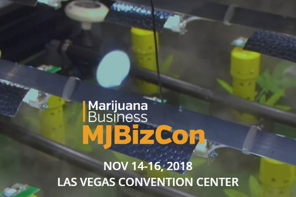 Best Grinder - MJBizCon - Marijuana Business Event