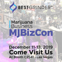 Best Grinder - MJBizCon - December 11th - 13th - (Booth #C2541)