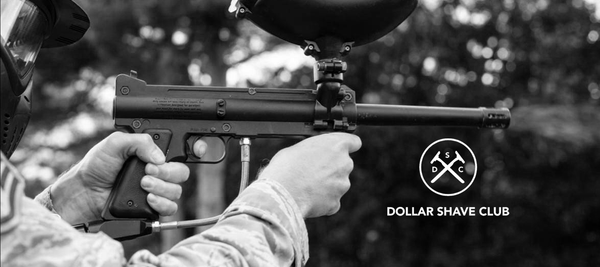 A Rapid Read on Why We Want to Have a Paintball Match with The Dollar Shave Club