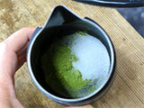matcha latte recipe 2-step1