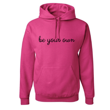 Be Your Own Hoodie