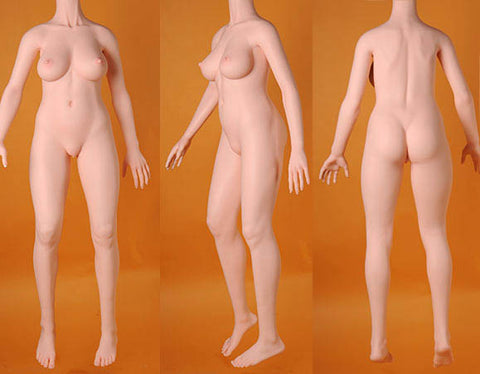 DS Doll Sweet 158 Plus Body Details Silicone Sex Doll Canada