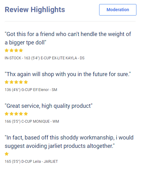 Honest Reviews