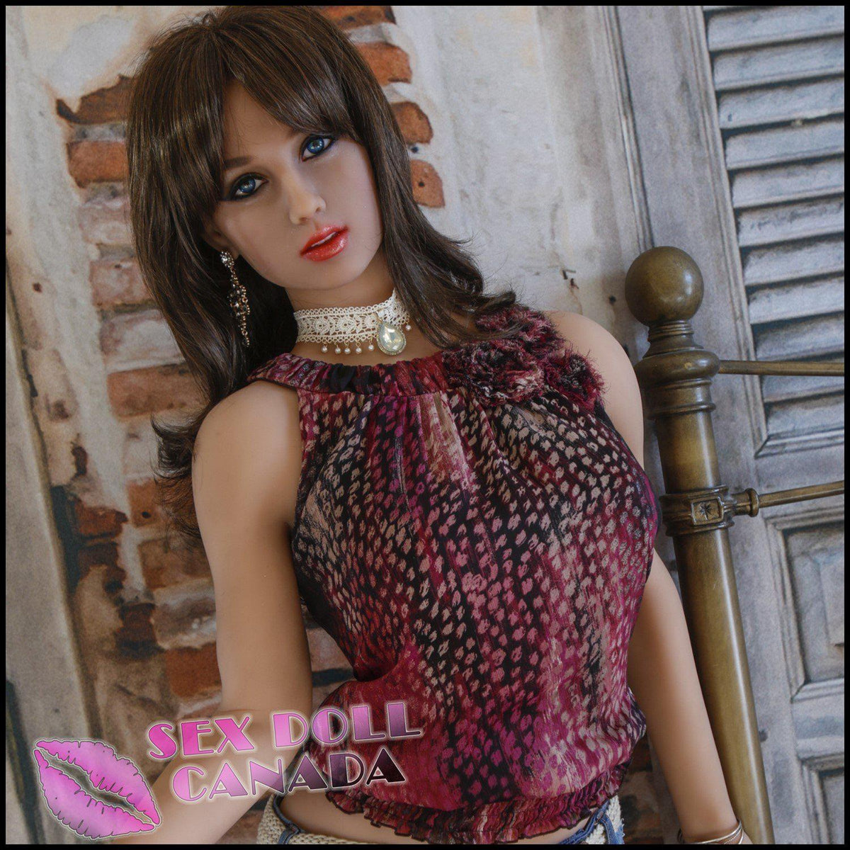 Real 166 (55) Jolie C-Cup - AS Doll - Sex Doll Canada