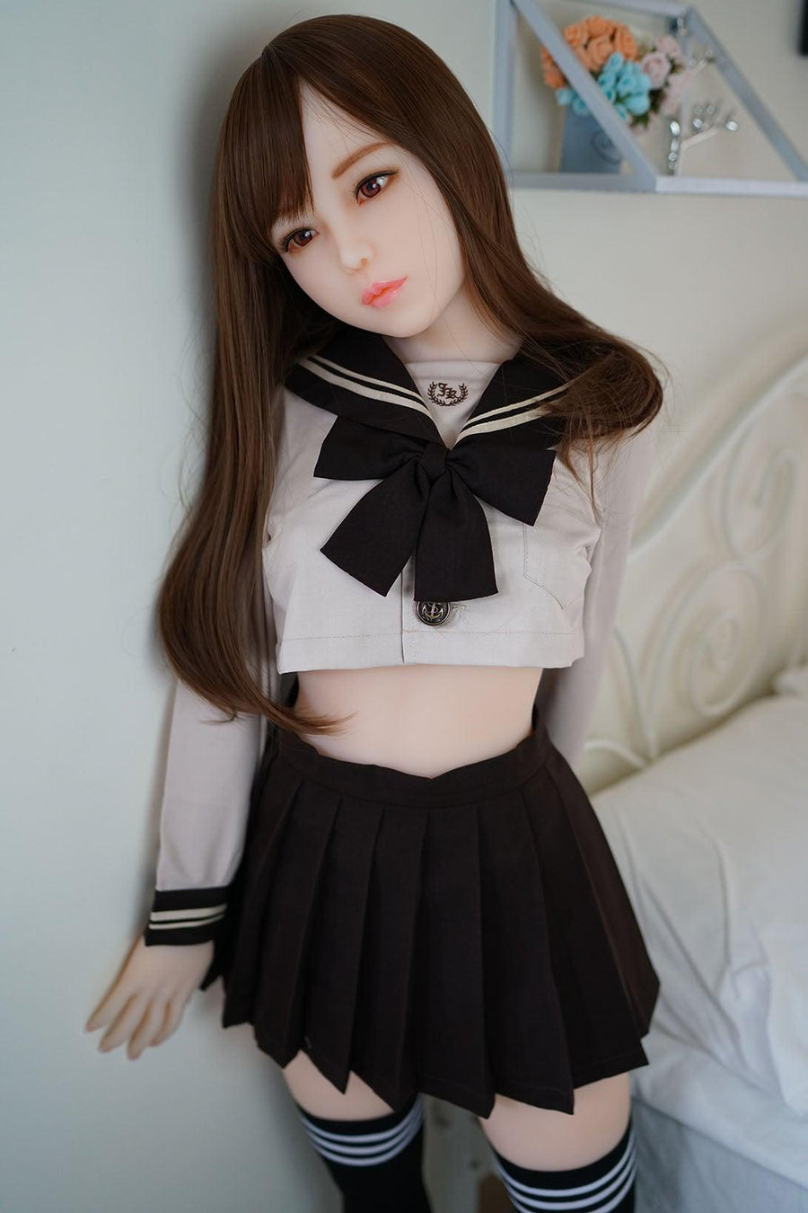 IN-STOCK - Clothing - Piper Doll Brown Sailor Outfit