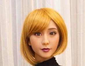 "IN-STOCK - 163 (5'4"") D-CUP  (HEAD #68) - SM"