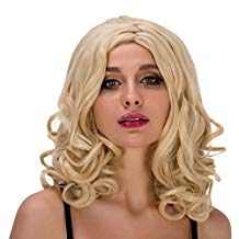 Custom Doll Wig to Match Photo