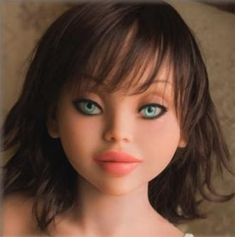 IN-STOCK - Doll Head - WM Head #77