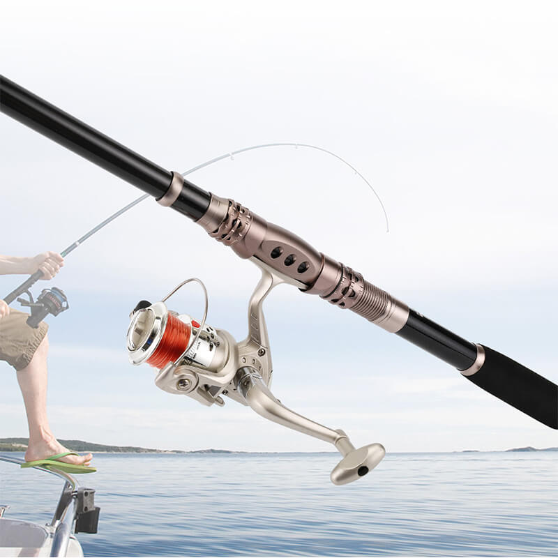 Fishing Poles | Telescopic Fishing Rod | 1.8m - 3.3m Fishing Rod