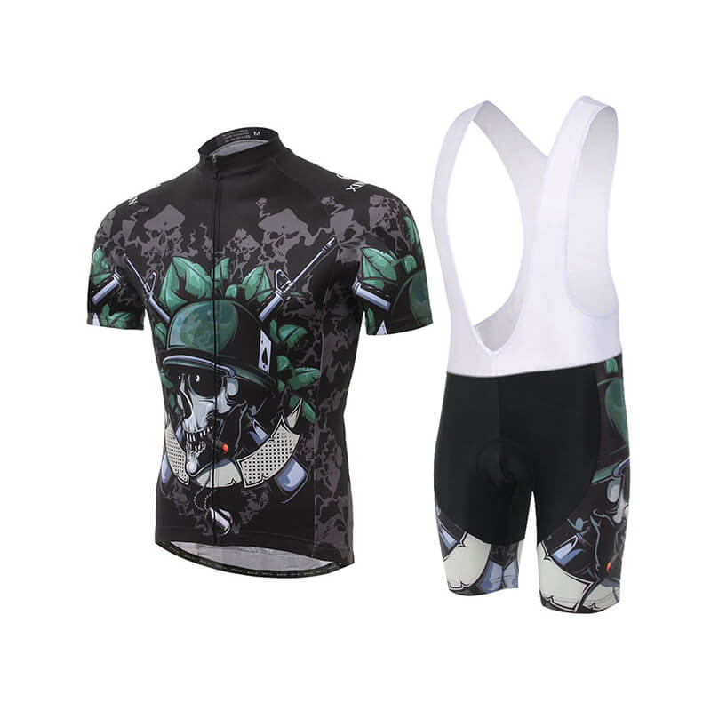 Men's Short Sleeve Cycling Kit - SK1 Cyclist