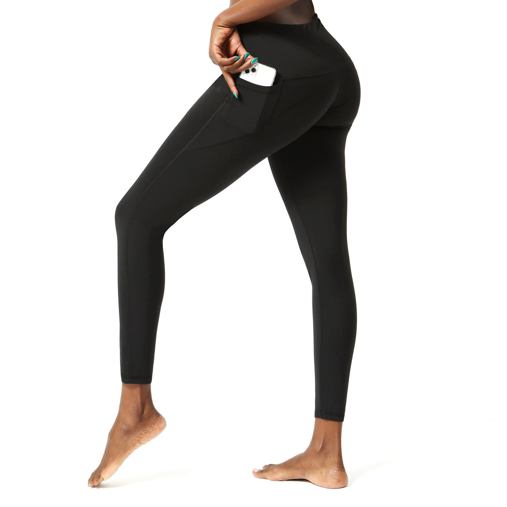 SKYSPER Yoga Pants Yoga Leggings for Women with Pockets High Waist YJK04