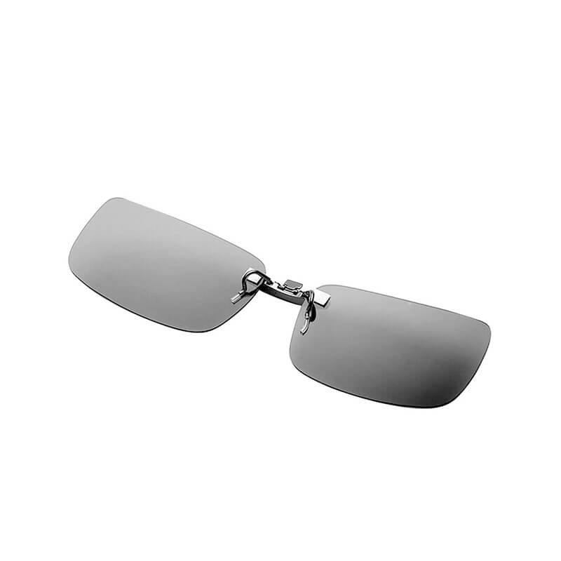Sports Clip On Polarized Sun glasses Clip-on Glasses for Driving, Riding, Fishing, Yachting, Beach