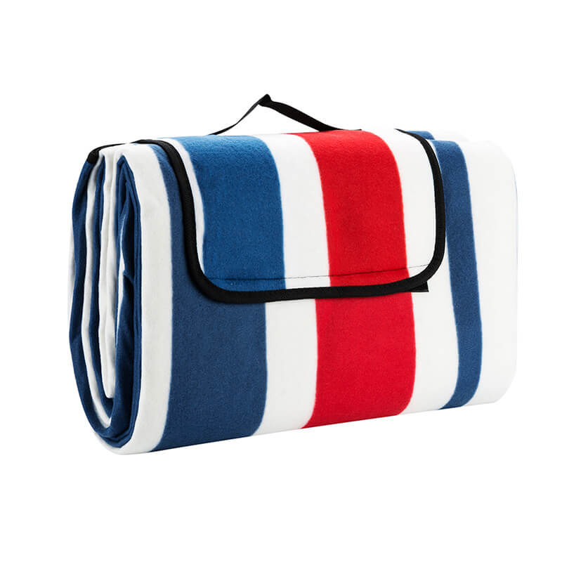 Picnic Blanket | Large Picnic Rug | Outdoor Waterproof Soft Foldable Tote Blanket