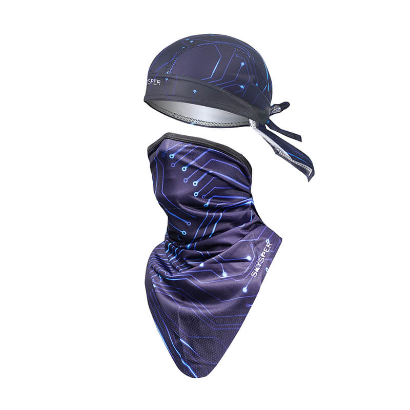 Bandana Headband | Head Wraps | Cycling Motorcycle Face Mask Quickly Dry Sun UV Protection