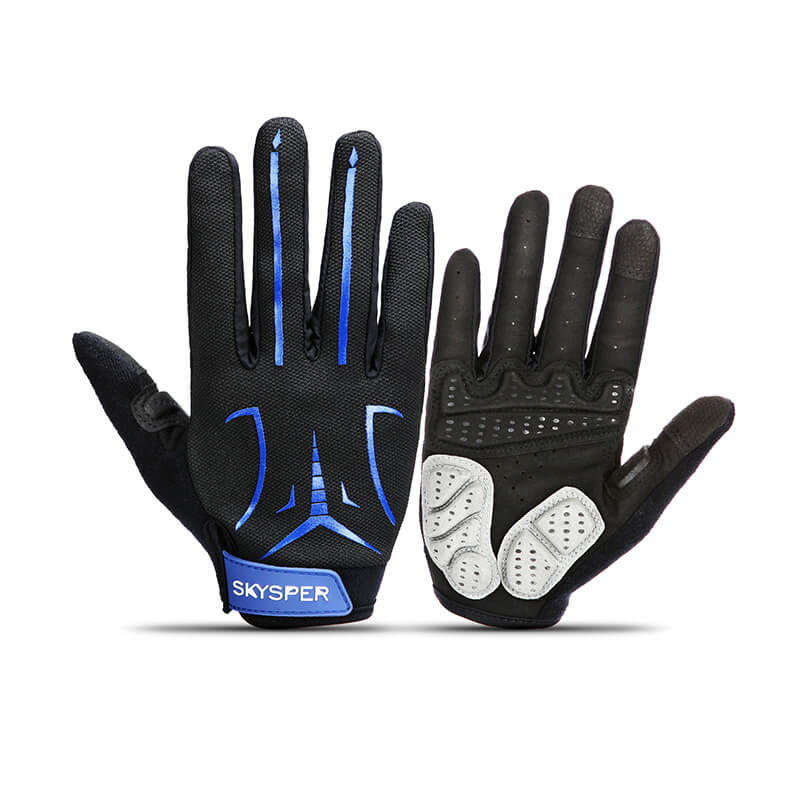 Men's Windproof Reflective Ultra Thermal Winter Cycling Gloves - SKYSPER