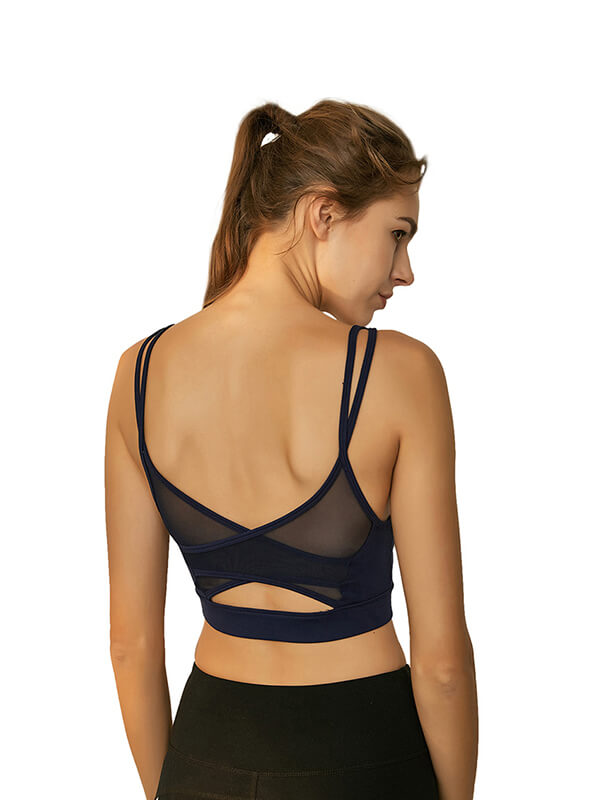 Women's Mesh High Impact No Bounce Sports Bra - SK5 Champion