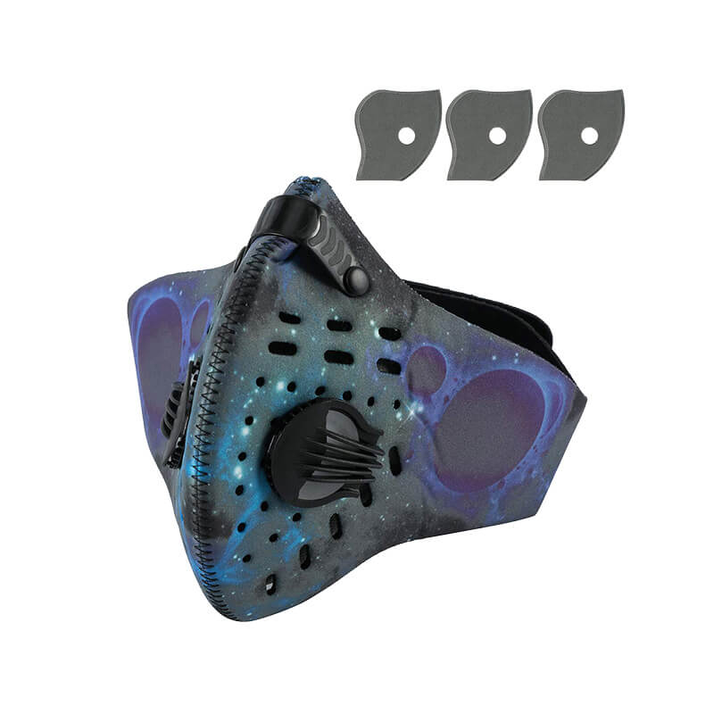 N95 Face Mask | Dust Mask | Cycling Mask with Replaceable Filter