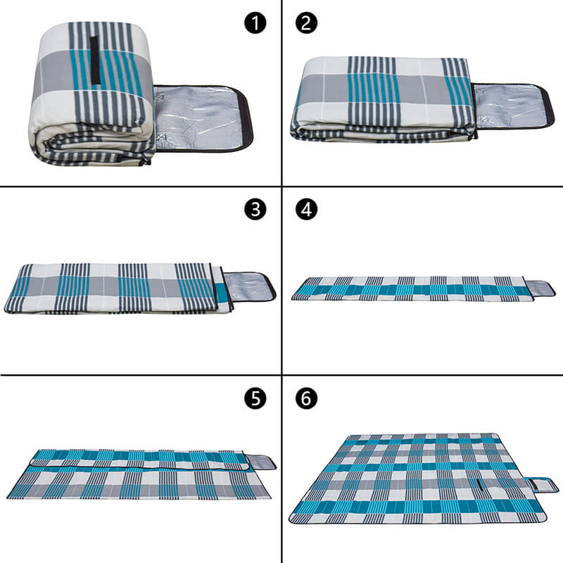 Picnic Rug | Waterproof Picnic Blanket | Outdoor Blanket