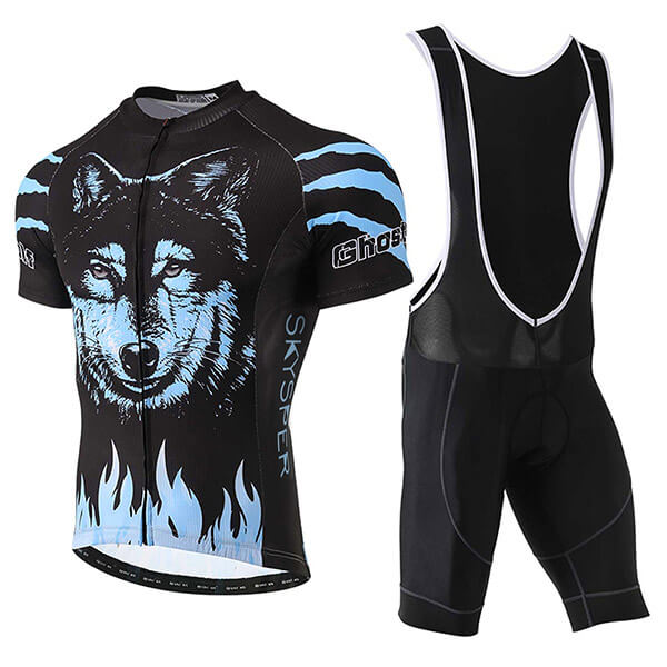 Men's Short Sleeve Kit - Dog - SKYSPER