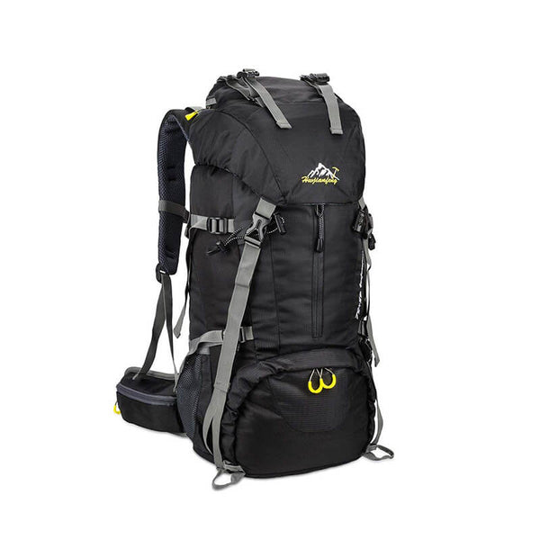 50L Travel Daypack Water Resistant with Rain Cover - SKYSPER