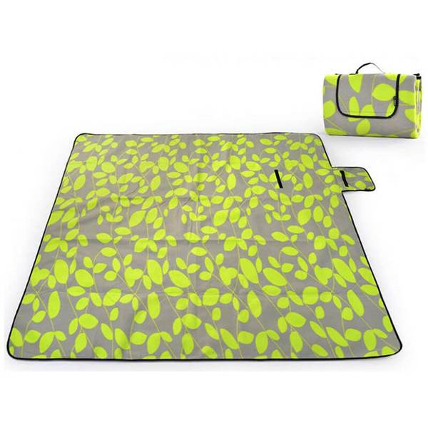 Outdoor Blanket  | Picnic Mat | Waterproof Soft Foldable Tote Blanket