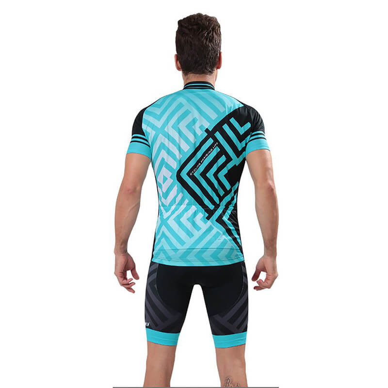 Men's Cycling Kit | Cycling Shorts | Short Sleeve Bike Jersey