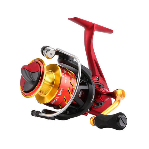 Fishing Spinning Reels 10+1BB 5.2:1 10-12KG Drag Left/Right Interchangeable - SKYSPER