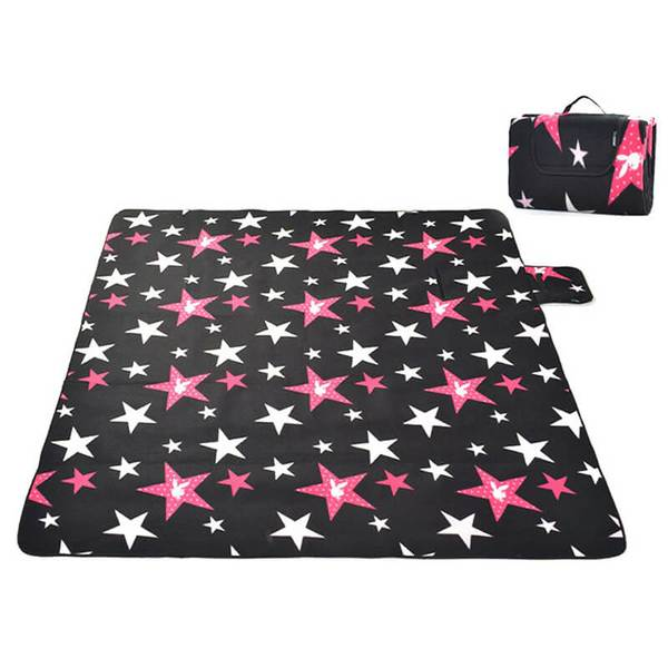 Picnic Blanket | Picnic Mat | Waterproof Soft Foldable Tote Blanket