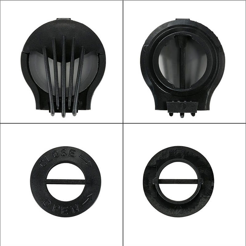2pcs Dust Mask Filter