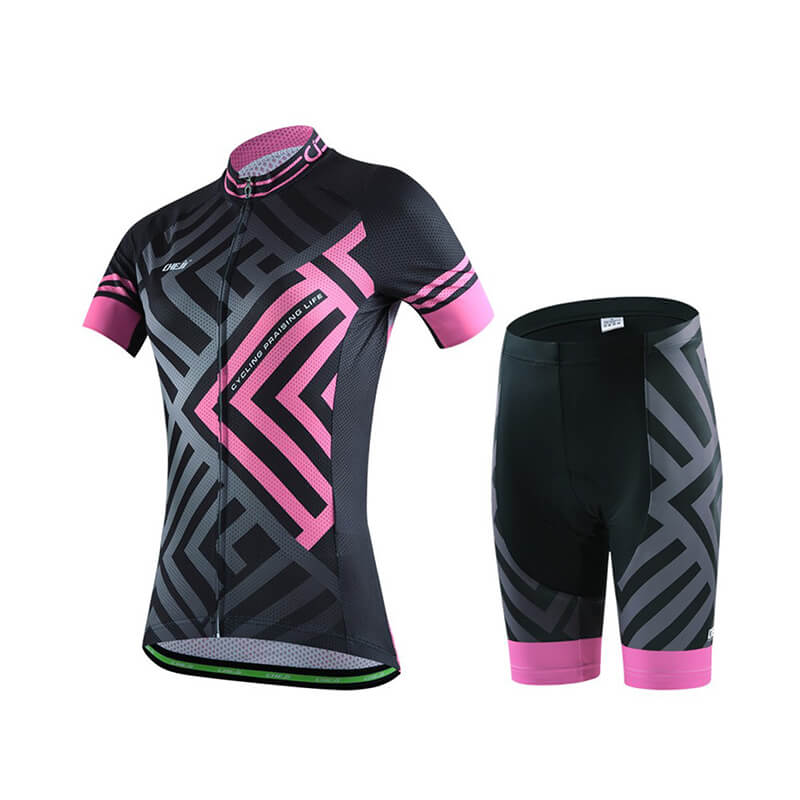 Women Cycling Kit | Cycling Shorts Women | Short Sleeve Bike Jersey