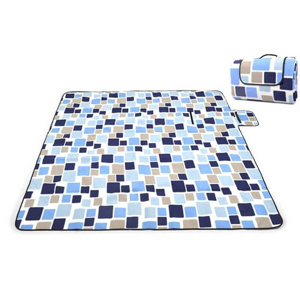 Waterproof Picnic Blanket | Picnic Rug | Foldable Tote Oversized Outdoor Blanket