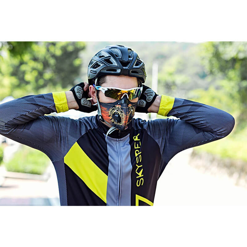 Neoprene Face Mask | Riding Mask | N95 Mask with Replaceable Filter