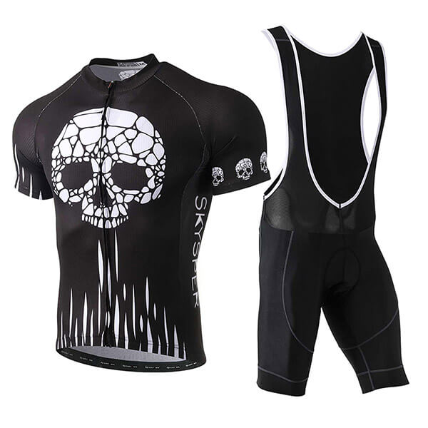 Men's Short Sleeve Kit - Skulls Element - SKYSPER