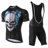Men's Short Sleeve Kit - Skulls - SKYSPER