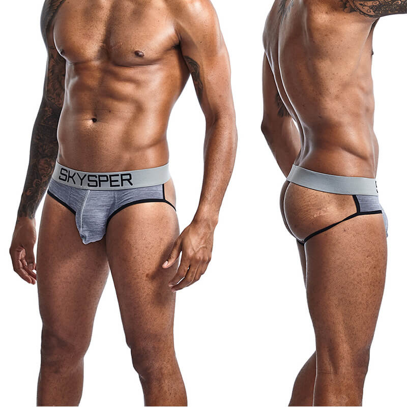 Men's 2-Pack Cotton Jock Strap