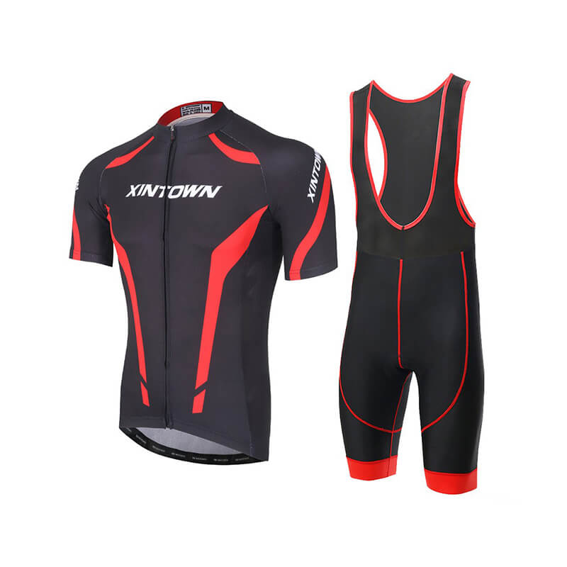 Men's Short Sleeve Cycling Kit - Classic1.0