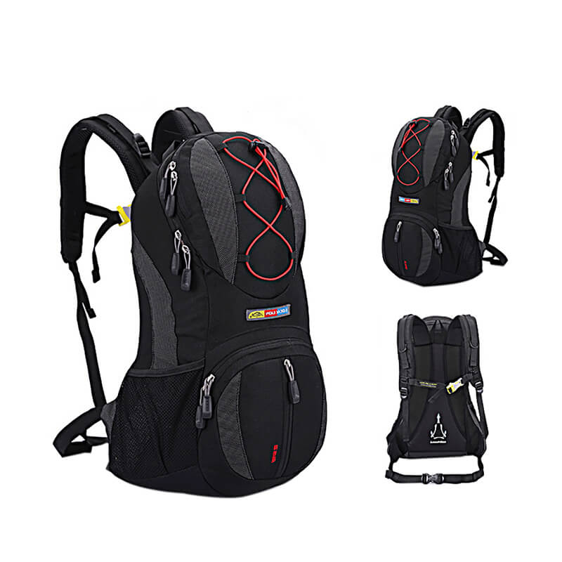 Hiking Day Pack | 55L Hiking Backpack | Camping Backpack with Water Bag
