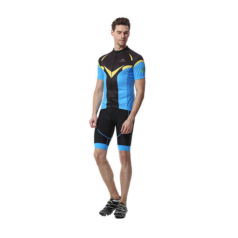Men's Short Sleeve Cycling Kit - Race