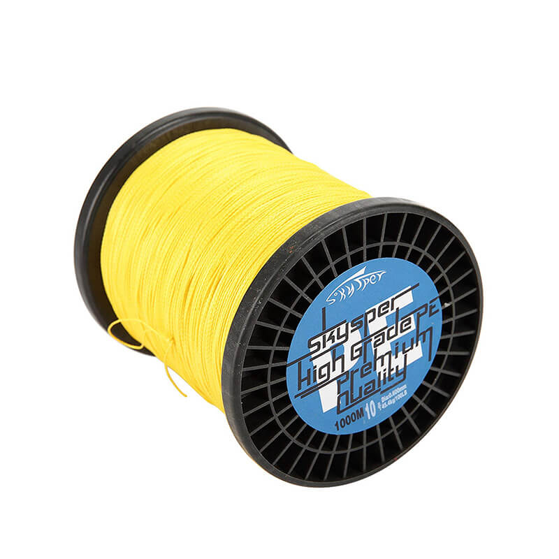 1000m Premium Quality Sea PE Braided Fishing Line - SKYSPER