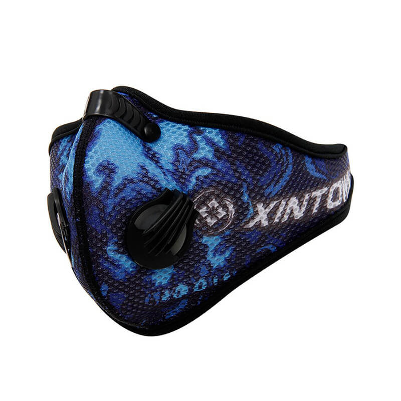 Anti-Pollution Mask | N95 Mask | Half Face Racing Dust Mask