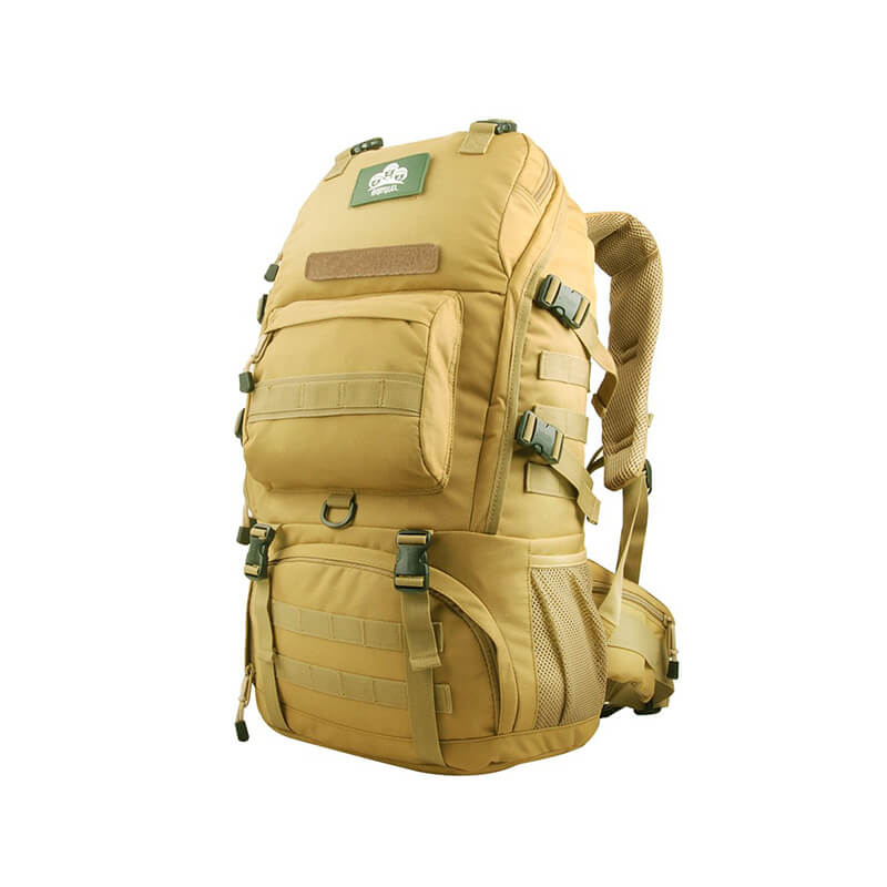 50L Water-resistant Travel Hiking Trekking Backpack Rucksack - SKYSPER