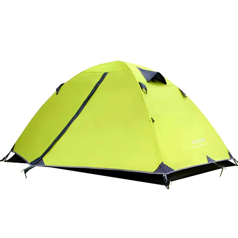 2 person Waterproof Outer Mesh Inner Layer Dome Tent - SKYSPER
