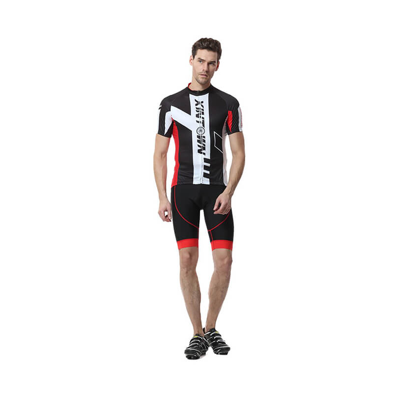 Men's Short Sleeve Cycling Kit - Classic 1.1