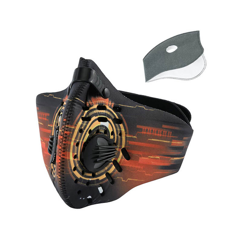 Motorcycle Face Mask | N95 Respirator Mask | Fashion Mask