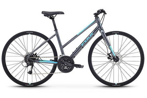 2020 Fuji Absolute 1.7 ST - Dark Gray