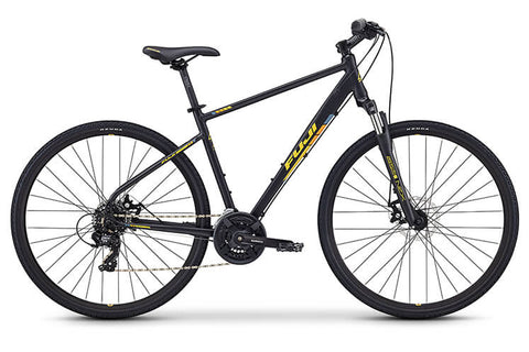 2020 Fuji Traverse 1.7 - Satin Black