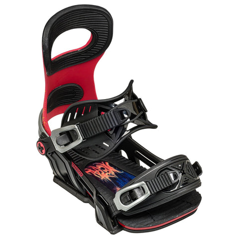 2021 Bent Metal Transfer Bindings