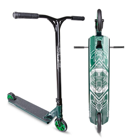 2021 Lucky Covenant Pro Scooter Emerald