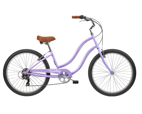 2020 Tuesday Cycles June 7 - Lavender