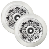 Fuzion Leo Spencer 110mm Signature Wheels (Pair)